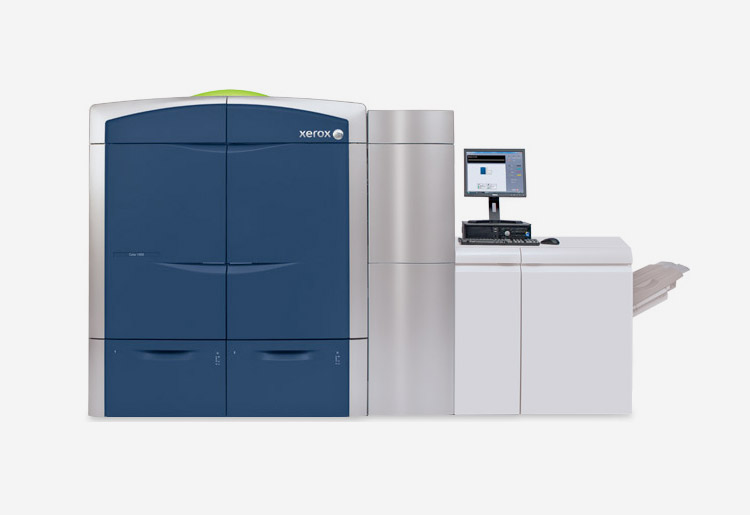 Fuji Xerox 1000i Color Press